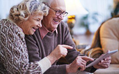 La tablette personnes agées Ordimemo, la simplicité au bout des doigts !