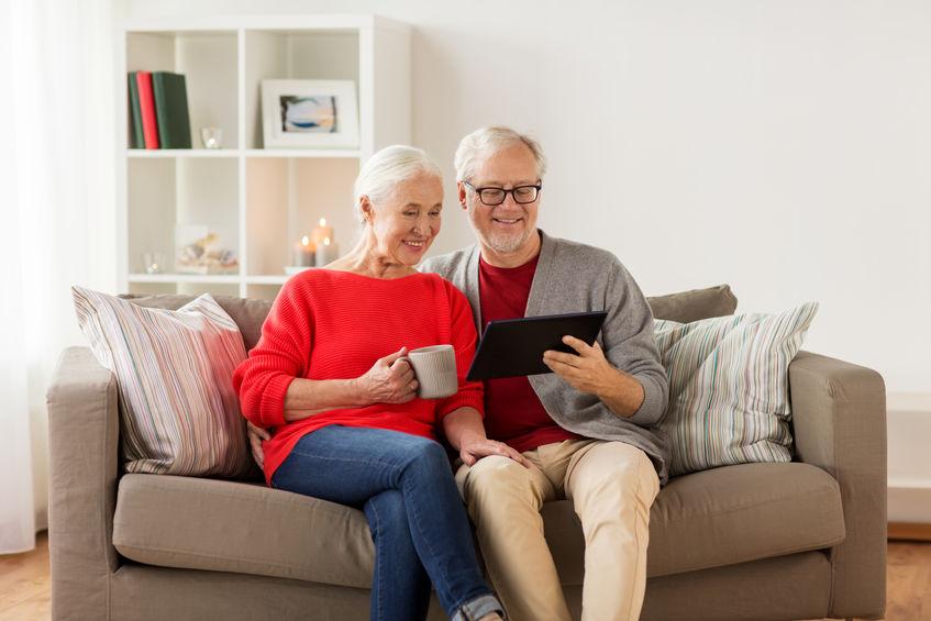 En quoi la tablette tactile est-elle parfaitement adaptée pour un sénior ?