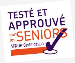 Testé et approuvé par les Seniors
