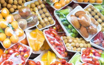 Les fruits et légumes dans du plastique, c'est terminé !
